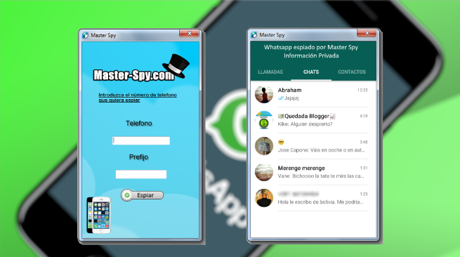 Descargar whatsapp espia para android - Descargar programa espia whatsapp para pc gratis